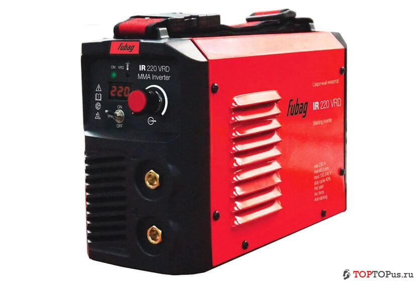 инвертор Fubag IR220 VRD