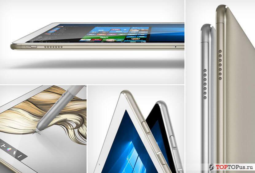 Huawei MateBook – лучший китайский планшет